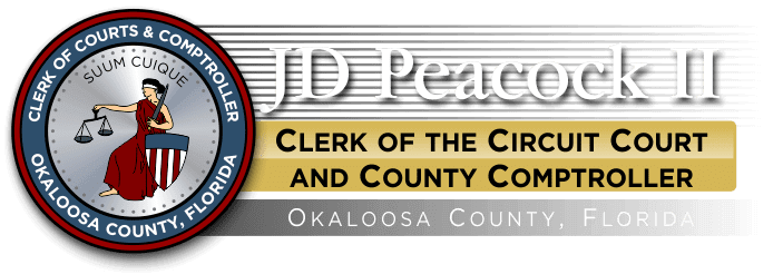Okaloosa Clerk of the Circuit Court & County Comptroller